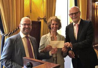 Herzlichen Dank an den Rotary Club Köln Dom