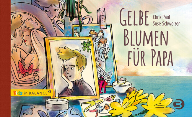 """TrauBe stellt vor: """"Gelbe Blumen für Papa"""""""